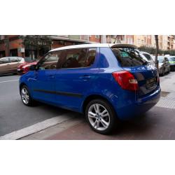 skoda fabia coche de suegunda mano coches segunda mano barato garantia logroño la rioja españa autonext